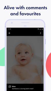 Kids' photo journal for family by Lifecake Ltd. screenshot 3