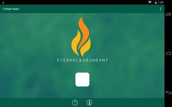 Lifelight Radio screenshot 3
