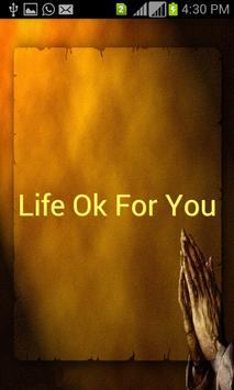 Life OK For You 截圖 1