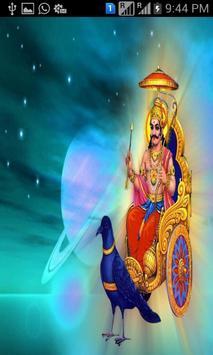 Shani Dev Mantra Affiche