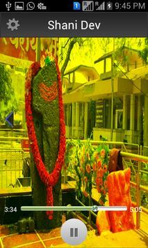 Shani Dev Mantra capture d'écran 4