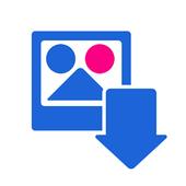 Flickr Saver icon