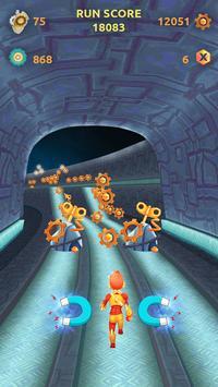 Doozy Robot Runner スクリーンショット 1