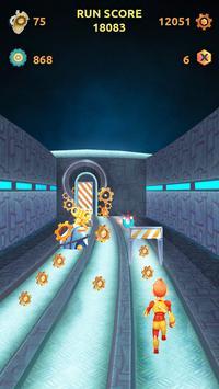 Doozy Robot Runner スクリーンショット 2