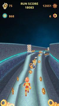 Doozy Robot Runner スクリーンショット 3