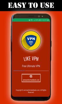 Like VPN - Pro Master Unlimited VPN » Download APK » 2 3