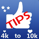 4K to 10K Guide for Auto Likes & follower APK Android