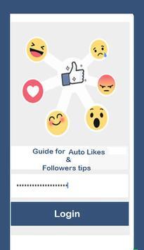 4K to 10K Guide for Auto Likes & follower ảnh chụp màn hình 1