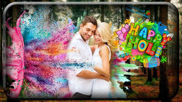 Holi Photo Editor App 2019 screenshot 3