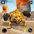 Lion Transform Robot Shooting