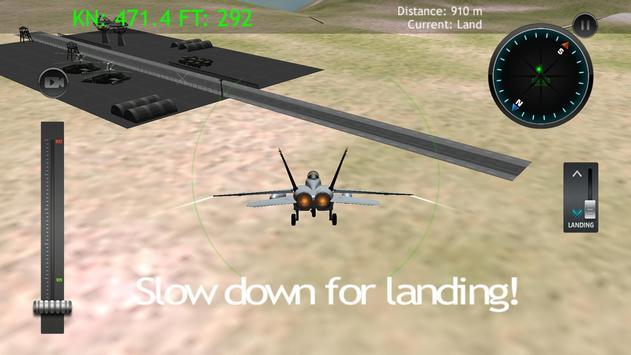 Military Airplane Jets Simulator screenshot 2