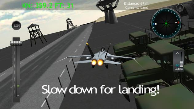 Military Airplane Jets Simulator screenshot 6