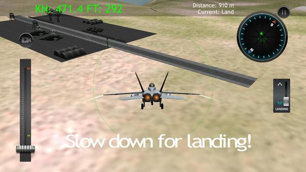 Military Airplane Jets Simulator screenshot 7