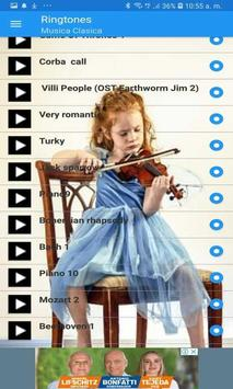 Classic Music Ringtones screenshot 1