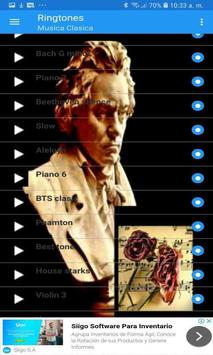 Classic Music Ringtones screenshot 5
