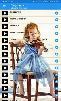Classic Music Ringtones screenshot 4