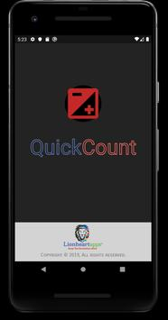 Quick Count poster