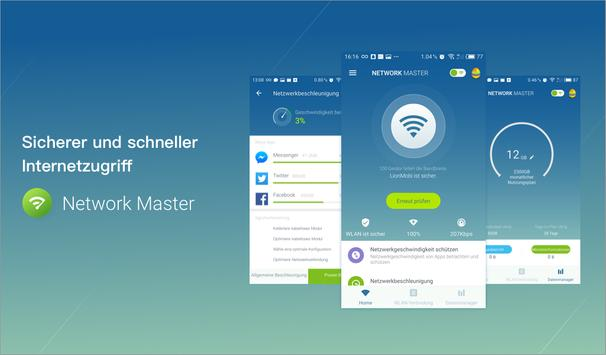 Network Master Screenshot 5