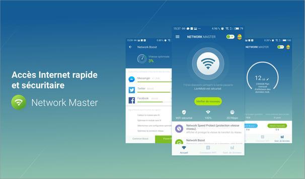 Network Master capture d'écran 6
