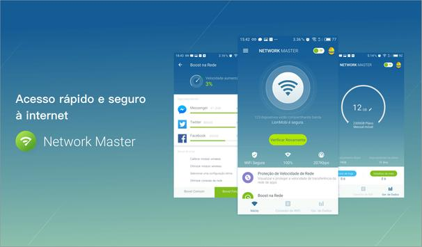 Network Master imagem de tela 5