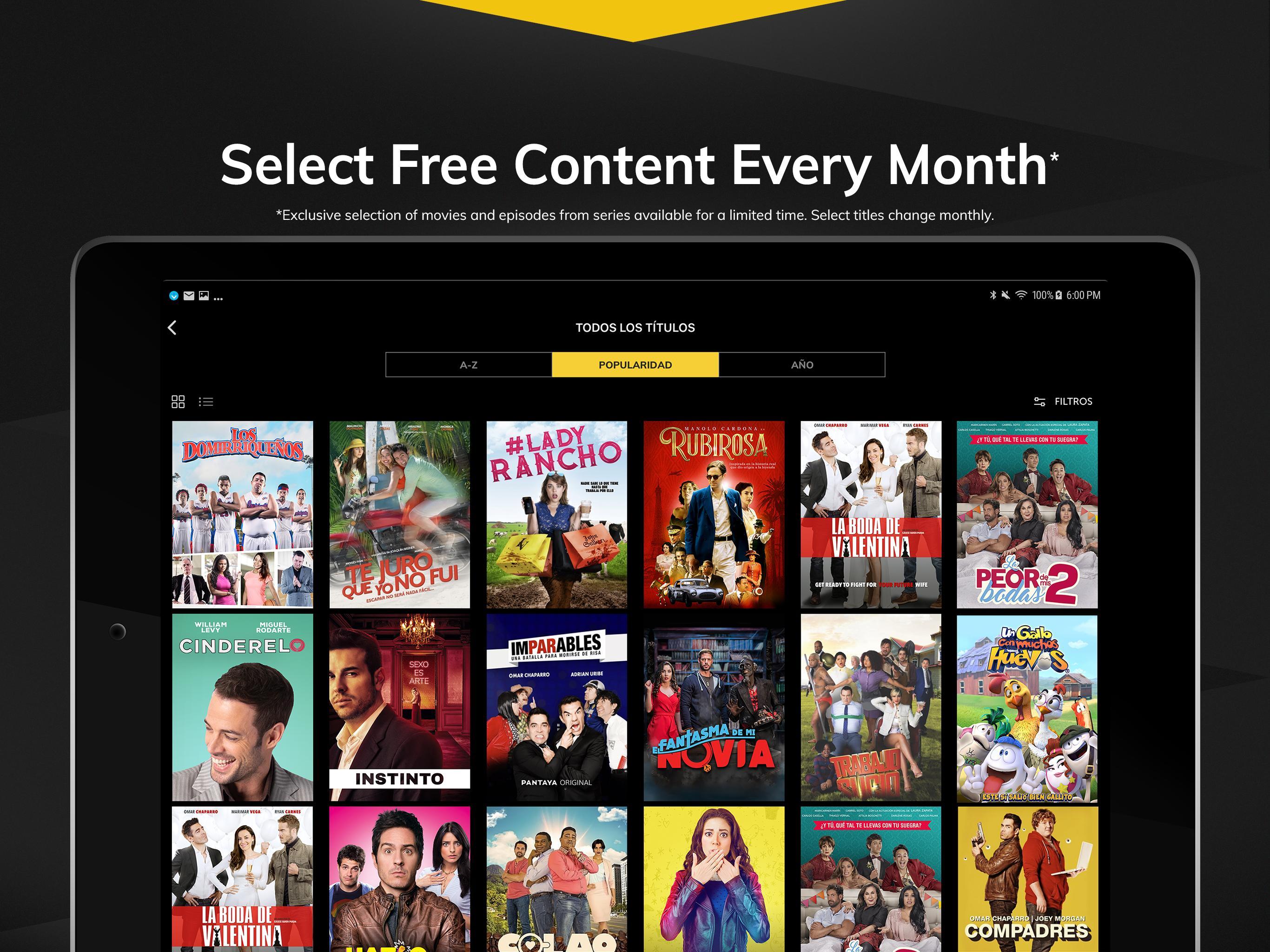 Pantaya for Android - APK Download