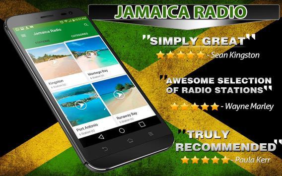 Jamaica Radio Stations screenshot 4