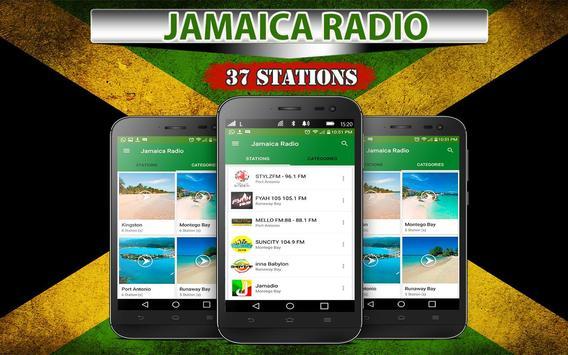 Jamaica Radio Stations screenshot 5