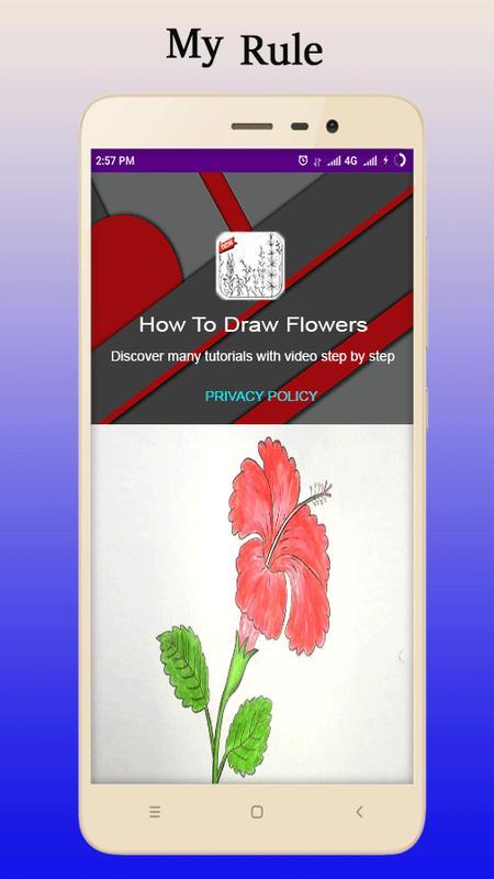 Come Disegnare Fiori For Android Apk Download