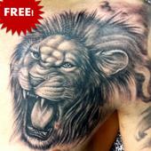 Lion Tattoo icon
