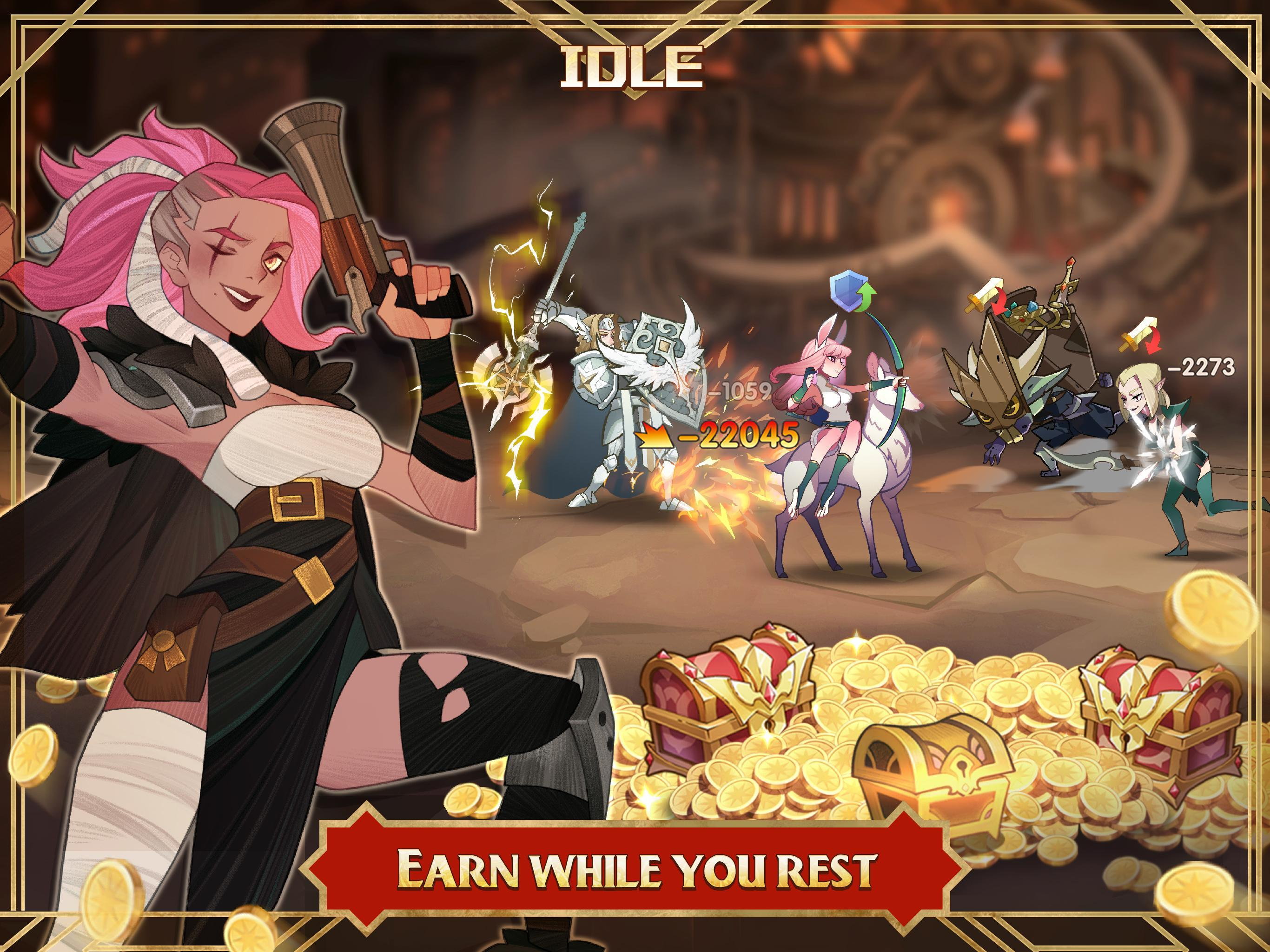 Afk Arena For Android Apk Download