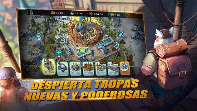 Art of Conquest captura de pantalla 3