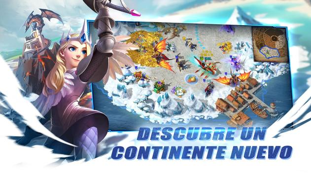 Art of Conquest captura de pantalla 1