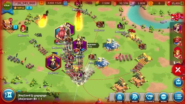 Rise of Kingdoms screenshot 7