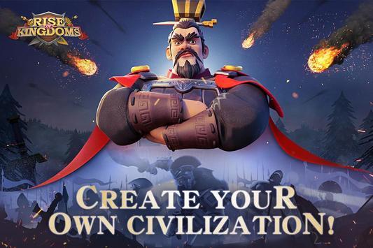 Rise of Kingdoms पोस्टर