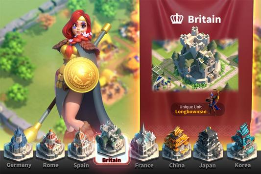 Rise of Kingdoms screenshot 16
