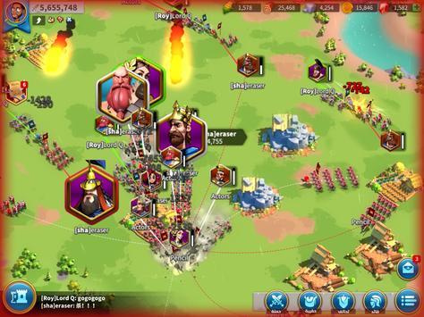 Rise of Kingdoms تصوير الشاشة 22