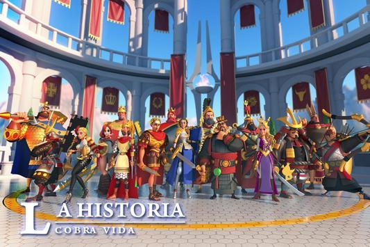 Rise of Kingdoms captura de pantalla 4