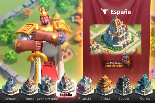 Rise of Kingdoms captura de pantalla 8
