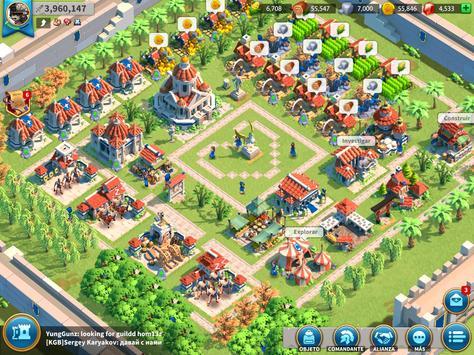 Rise of Kingdoms captura de pantalla 15