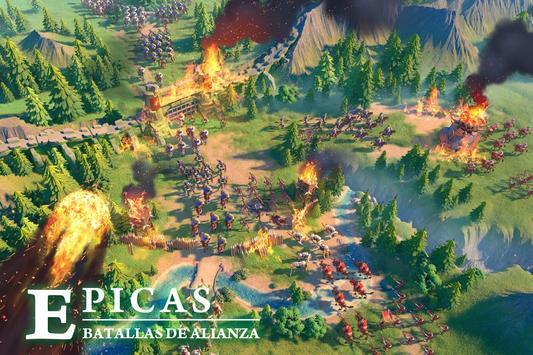 Rise of Kingdoms captura de pantalla 18