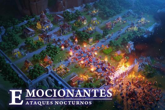 Rise of Kingdoms captura de pantalla 1