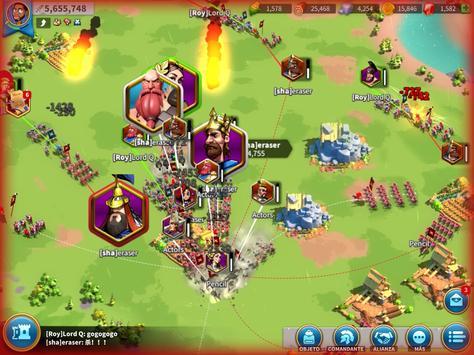 Rise of Kingdoms captura de pantalla 22
