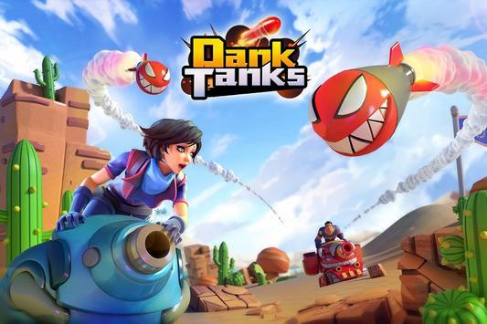 Dank Tanks poster