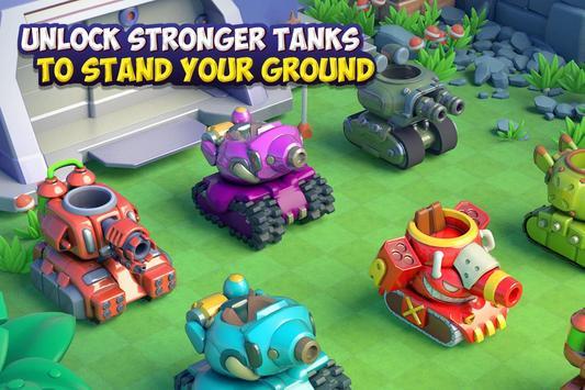 Dank Tanks स्क्रीनशॉट 1