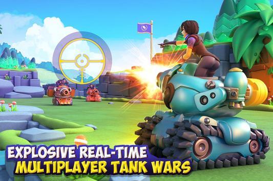 Dank Tanks स्क्रीनशॉट 3