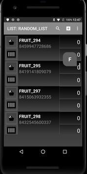 LISTORE: Inventory count screenshot 1
