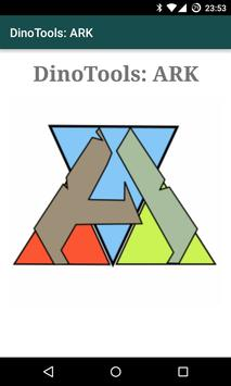 DinoTools: ARK poster