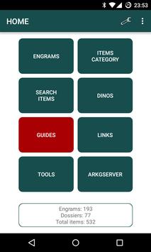 DinoTools: ARK screenshot 1
