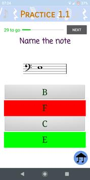 Music Theory captura de pantalla 2