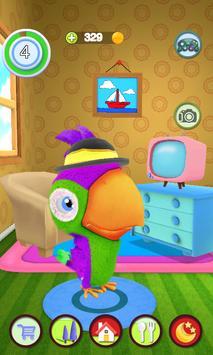 Talking Parrot screenshot 2